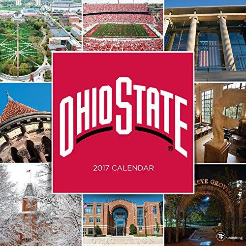 Ohio State University 2017 Calendar