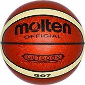 molten(モルテン) バスケットボール 7号球 オレンジ BGO7