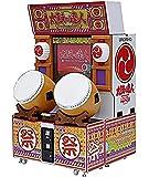 ウェーブ メモリアルゲームコレクションシリーズ 太鼓の達人 初代 アーケード筐体 1/12スケール 色分け済みプラモデル GM018
