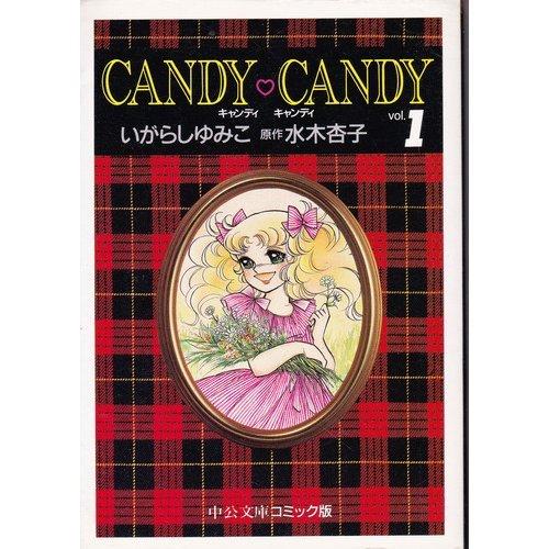 キャンディ・キャンディ (1)  中公文庫―コミック版の詳細を見る