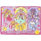 魔法つかいプリキュア あったか フランネル ひざ掛け毛布(70×100cm)167605 キャラクター ジュニア 毛布