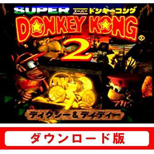 Newニンテンドー3DS専用 スーパードンキーコング2 ディクシー&ディディー 【スーパーファミコンソフト】 [オンラインコード]
