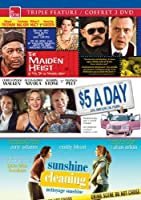 Maiden Heist/$5 a Day/Sunshine Cleaning (Triple Feature)【DVD】 [並行輸入品]