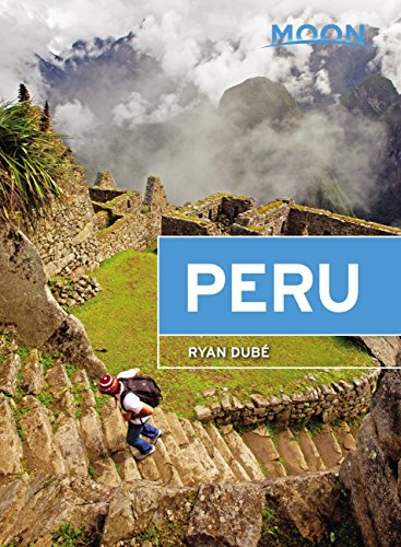 Moon Peru (Travel Guide) (English Edition)