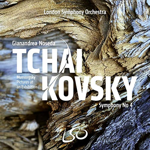 Tchaikovsky: Symphony No.4; Mussorgsky: Pictures At An Exhibition