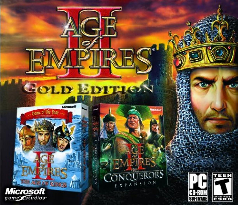不健康メロディアスアクセスできないAge of Empires 2 (輸入版)
