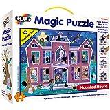 Galt - GA1003853 - Magic Puzzle - Maison Hantée