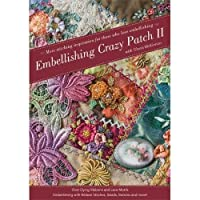 Embellishing Crazy Patch 2