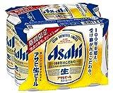 アサヒ 生ビール 350ml×6缶