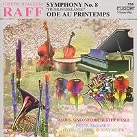 Raff: Sym.8/Ode Au Printemps