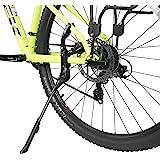 BV 合金 調節可能 リアサイド ノンスリップ 自転車 バイク キックスタンド 24~29インチ マウンテンバイク/ロードバイク/BMX/MTB用