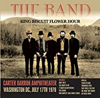 Carter Barron Amphitheater, Washington DC, July 17th