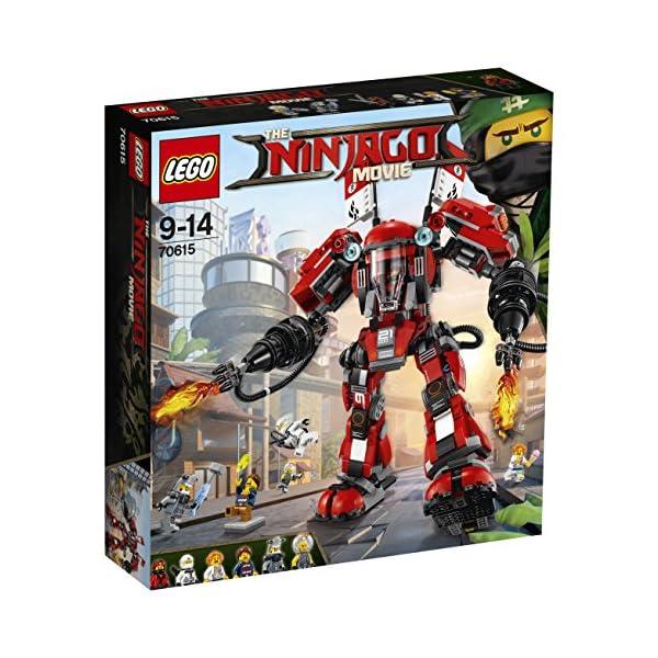 レゴ(LEGO)ニンジャゴー カイのファイヤー...の紹介画像5
