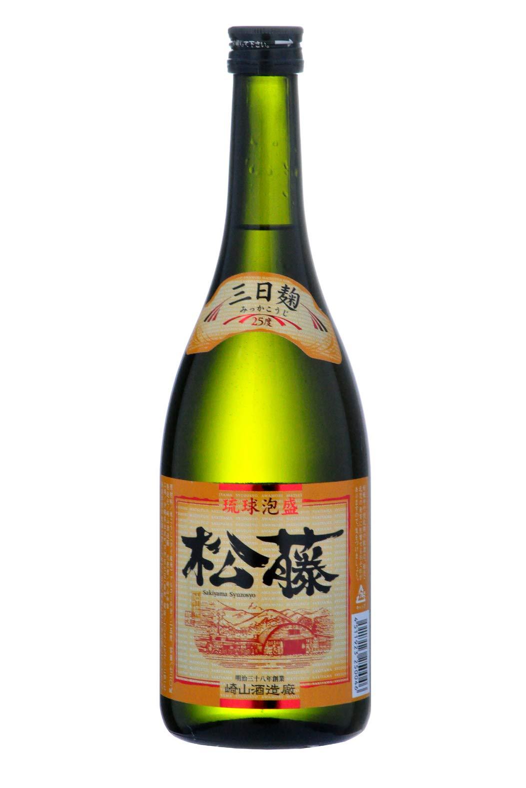 松藤 老麹山水仕込み 泡盛 瓶 25度 720ml