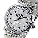 (コーチ) COACH コーチ 時計 COACH 14502394 MADISON マディソン 腕時計 ウォッチ ホワイト/シルバー [並行輸入品]