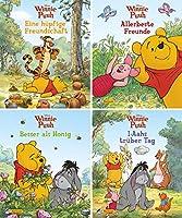 Nelson Mini-Buecher: 4er Disney Winnie Puuh 5-8