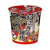 日清食品 蒙古タンメン中本 おにぎり雑炊 14g×6個