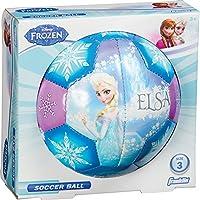 Franklin Sports Disney Frozen Size 3 Soft Foam Air Tech Soccer Ball - Elsa/Anna by Franklin Sports