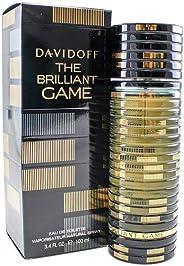 Davidoff The Brilliant Game Eau de Toilette Spray for Men, 100ml