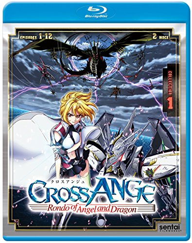 Cross Ange 1/ [Blu-ray] [Import]