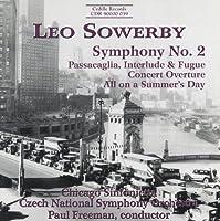 サワビー:交響曲第2番/演奏会用序曲/夏の日のすべて