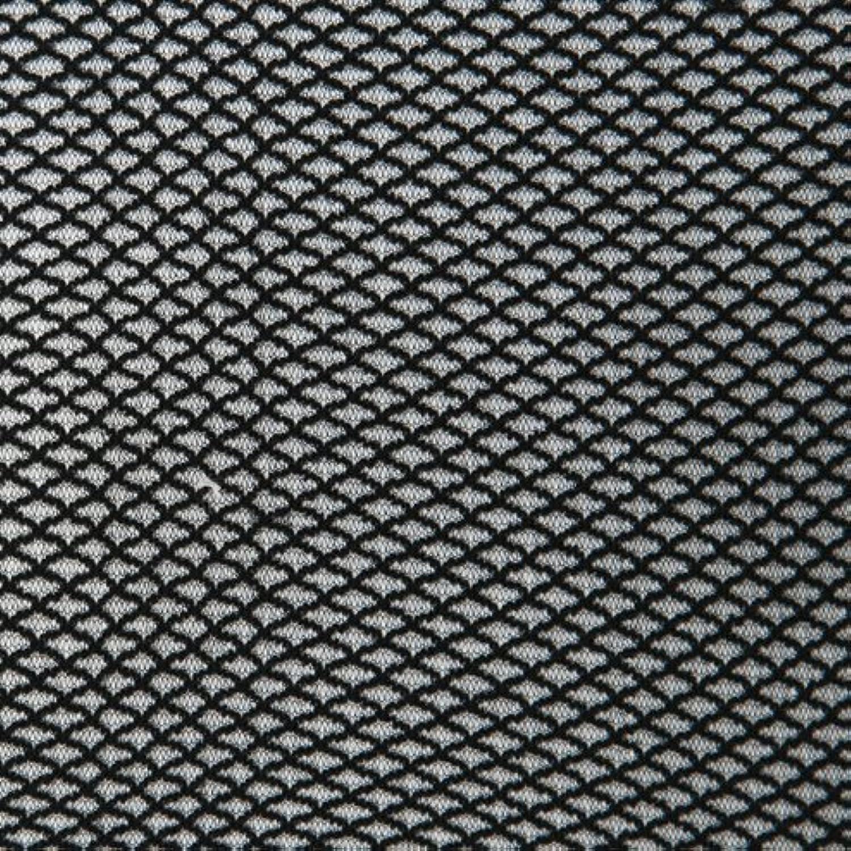 [靴下屋]クツシタヤ マイクロネットハイソックス 22.0~25.0cm 日本製