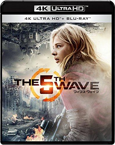フィフス・ウェイブ 4K ULTRA HD & ブルーレイセット(初回生産限定) [4K ULTRA HD + Blu-ray]