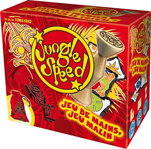 ジャングルスピード (Jungle Speed) 3571880000109 カードゲーム