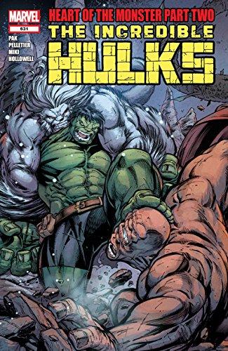 Download Incredible Hulks (2009-2011) #631 (Incredible Hulk (2009-2011)) (English Edition) B06Y18N65V