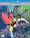 天空の城ラピュタ(英語)Blue-ray&DVDコンボ / Laputa Castle in the Sky (English) [Import]