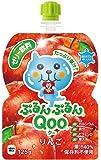 ミニッツメイド ぷるんぷるん Qoo(クー) りんご味