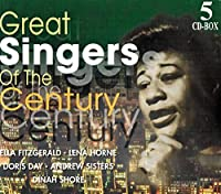 Great Singers of the Cent 4