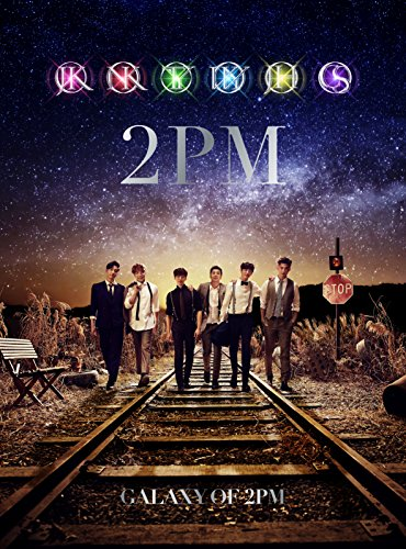 GALAXY OF 2PM(初回生産限定盤B)(JUN.K×TAECYEON盤)