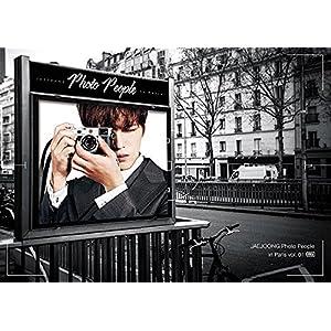 JAEJOONG Photo People in Paris vol.01 [DVD]