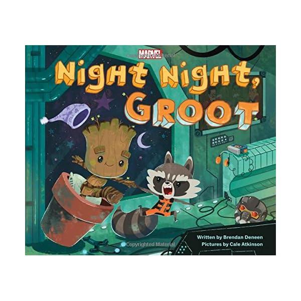Night Night, Grootの商品画像