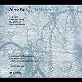 Arvo Part: Te Deum / Kaljuste, Estonian Philharmonic Chamber Choir