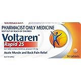 Voltaren Rapid 25 mg Tablets 30