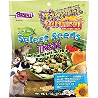 F.M.Brown's Tropical Carnival Natural Select Seeds Treat by F.M. Brown's