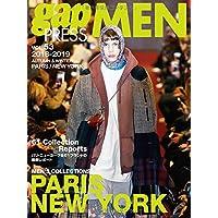 2018-2019 A/W gap PRESS MEN vol.53 (gap PRESS Collections)