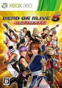 DEAD OR ALIVE 5 Ultimate - Xbox360