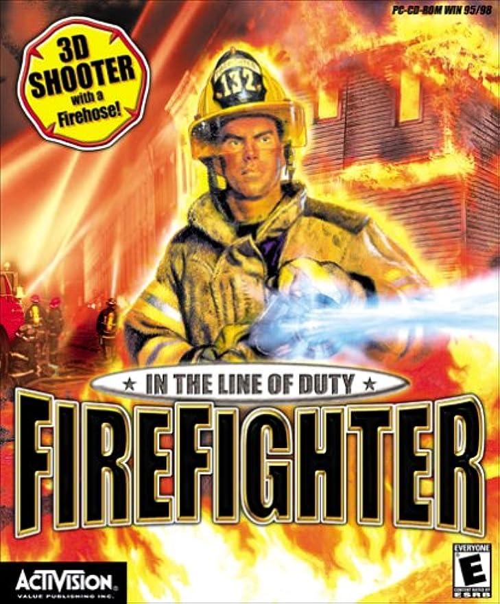 土折り目好ましいFirefighter - In the Line of Duty (輸入版)