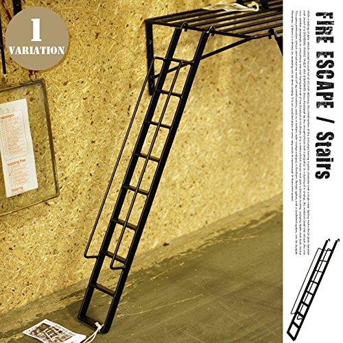 RoomClip商品情報 - ファイヤーエスケープ 【ステア―】 ウォールシェルフ・壁面収納・ディスプレイ
