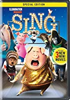 Sing DVD [Special Edition]