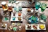 鉱物のお菓子 琥珀糖と洋菓子と鉱物ドリンクのレシピ 画像