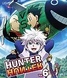 HUNTER×HUNTER ハンターハンター Vol.6[Blu-ray/ブルーレイ]