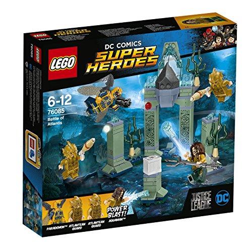 レゴ(LEGO)スーパー・ヒーローズ アトランティスの戦い 76085