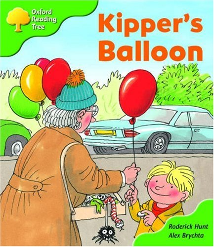 Oxford Reading Tree: Stage 2: More Storybooks A: Kipper's Balloonの詳細を見る