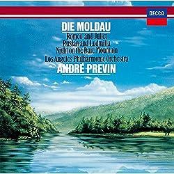 モルダウ、ロメオとジュリエット、ルスランとリュドミラ、はげ山の一夜