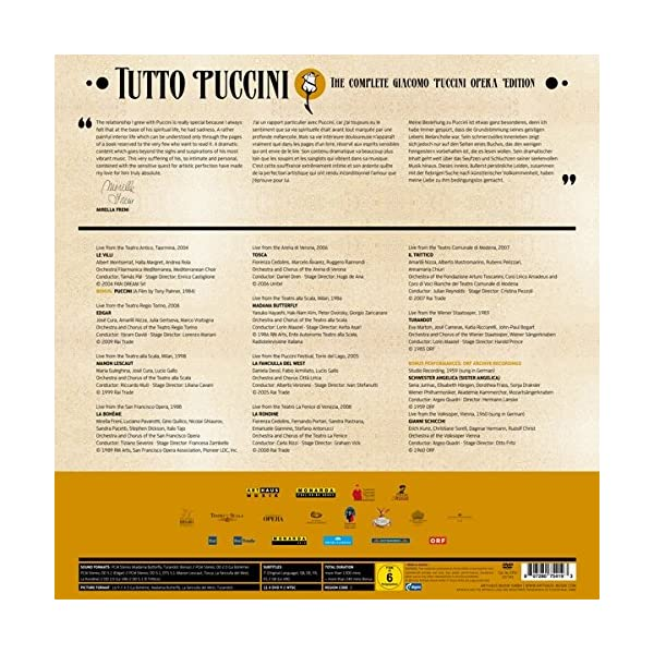 Tutto Puccini-Comp Giac...の紹介画像2