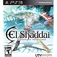 El Shaddai: Ascension of the Metatron - Playstation 3 by Ignition Entertainment [並行輸入品]